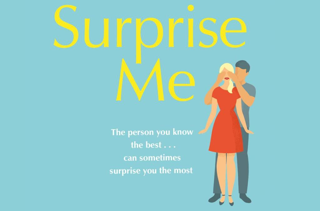 Surprise Me By Sophie Kinsella - Book Review By Natasha Godbold 2