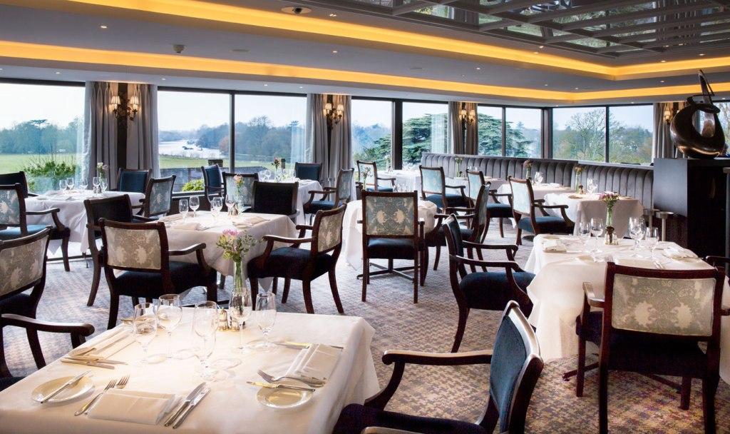 Restaurant at the Petersham Hotel