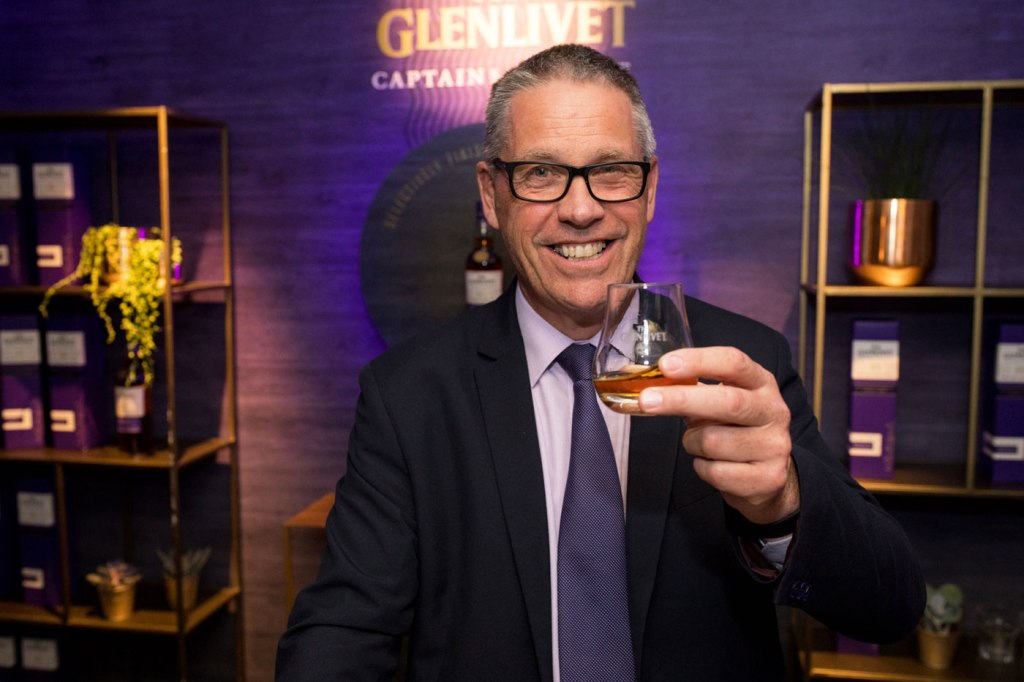 Interview With Alan Winchester, Master Distiller Of The Glenlivet