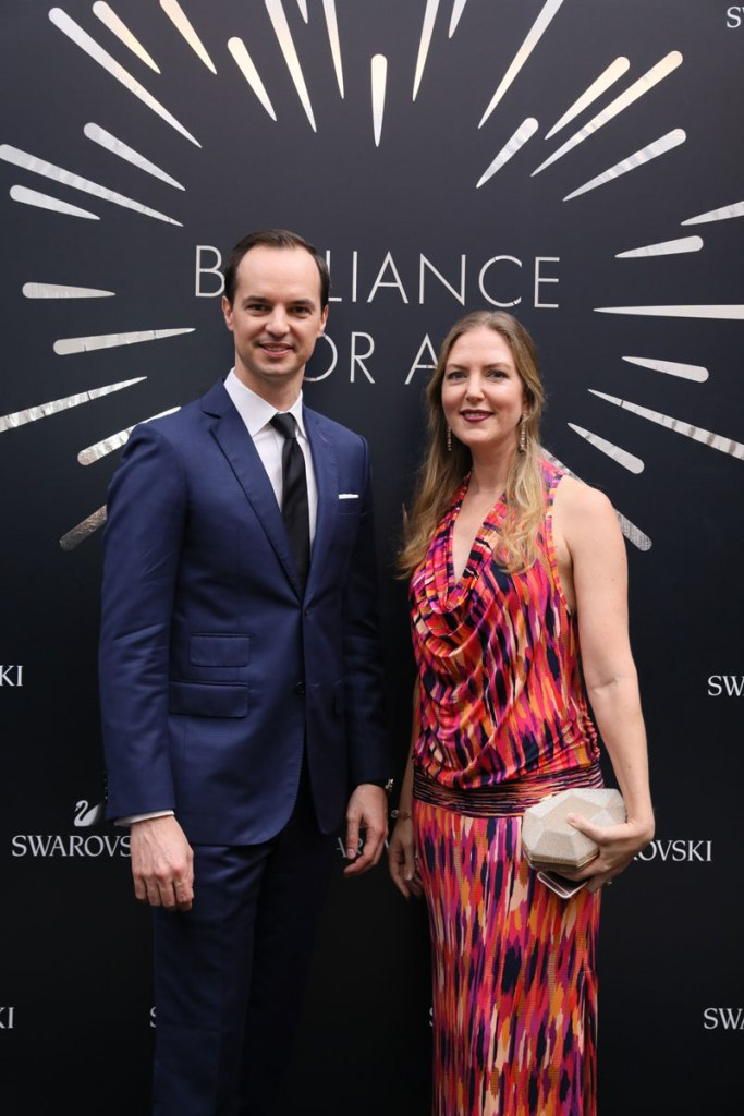 """Brilliance For All"" – A Sparkling Evening hosted by Swarovski 9"