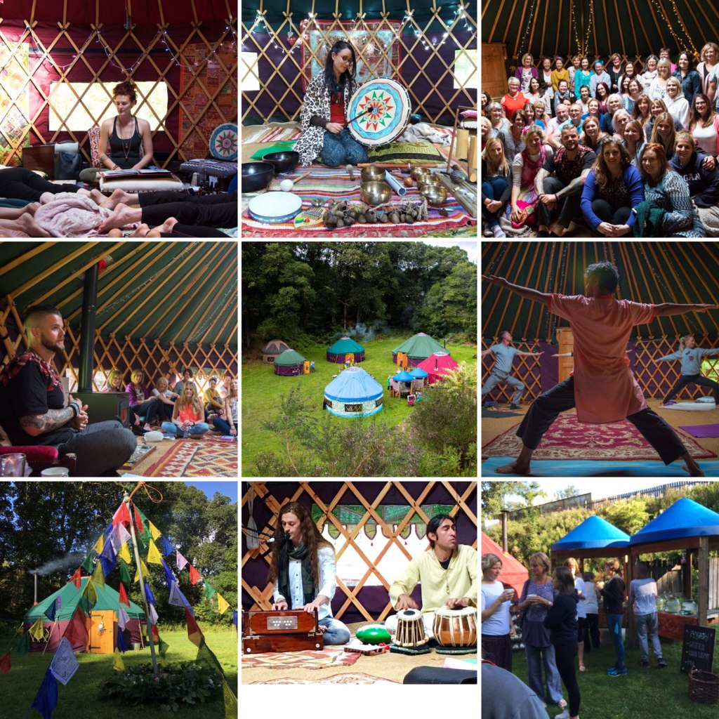 Nourish Your Mind, Body And Soul At Perthshire's Yurt Village 4