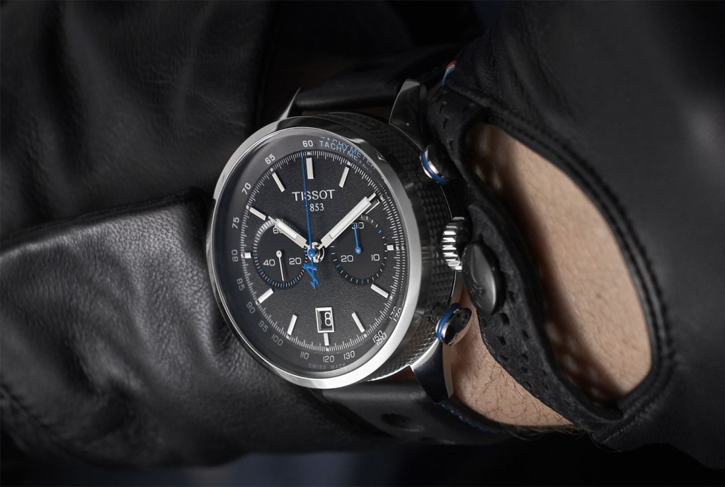 The Alpine Tissot On Board Automatic Wristwatch