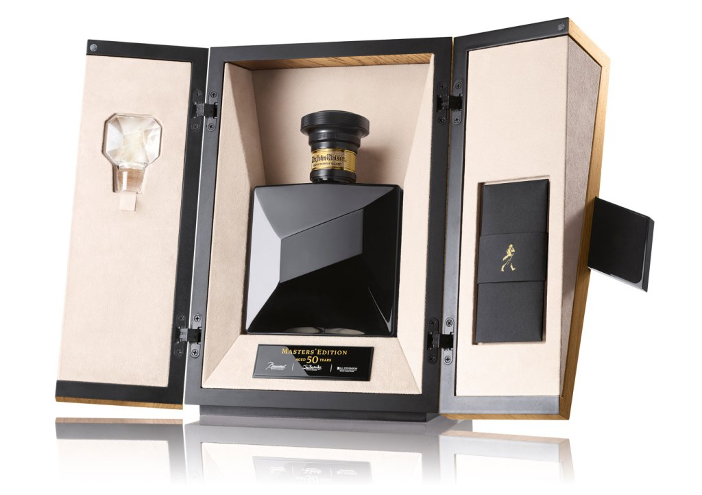 Johnnie Walker Releases Its First 50 Year Old Scotch Whisky