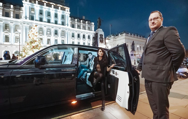 The Luxury A to Z of London in a Rolls Royce Phantom 10
