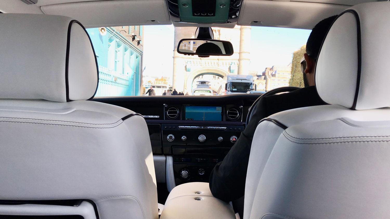 The Luxury A to Z of London in a Rolls Royce Phantom 8