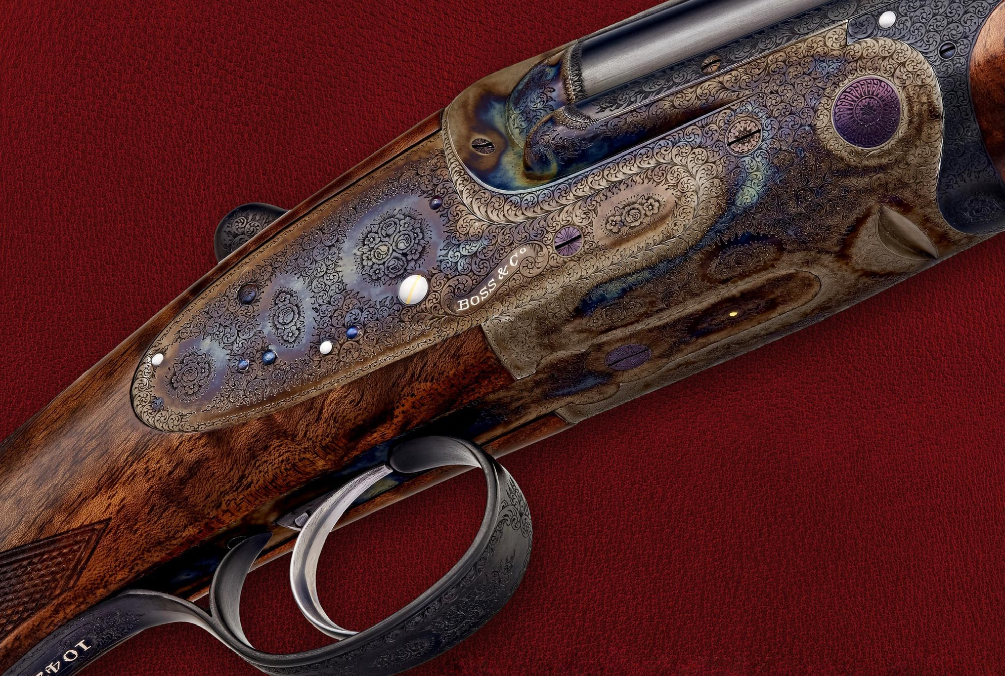 Boss & Co Gunmakers Where Craftsmanship Stands The Test of Time 5