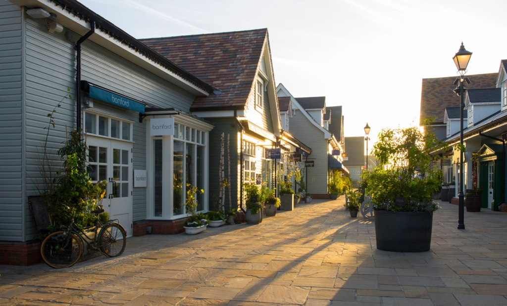 The Exclusive Pop-Up Boutique At Bicester Village