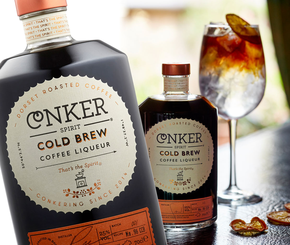 Conker Cold Brew Coffee