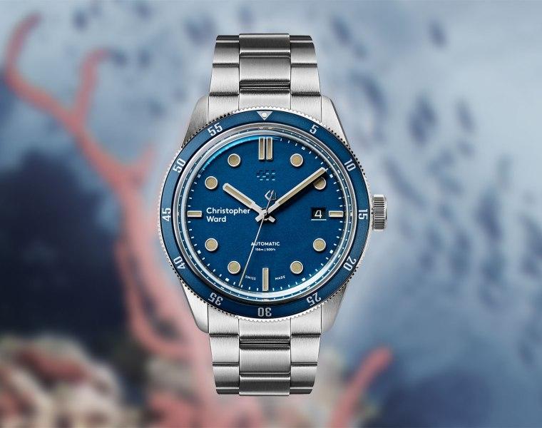 C65 Trident Diver Automatic Timepiece