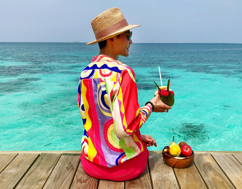Ong Chin Huat Finds His Joie de Vivre At The New Joali Maldives