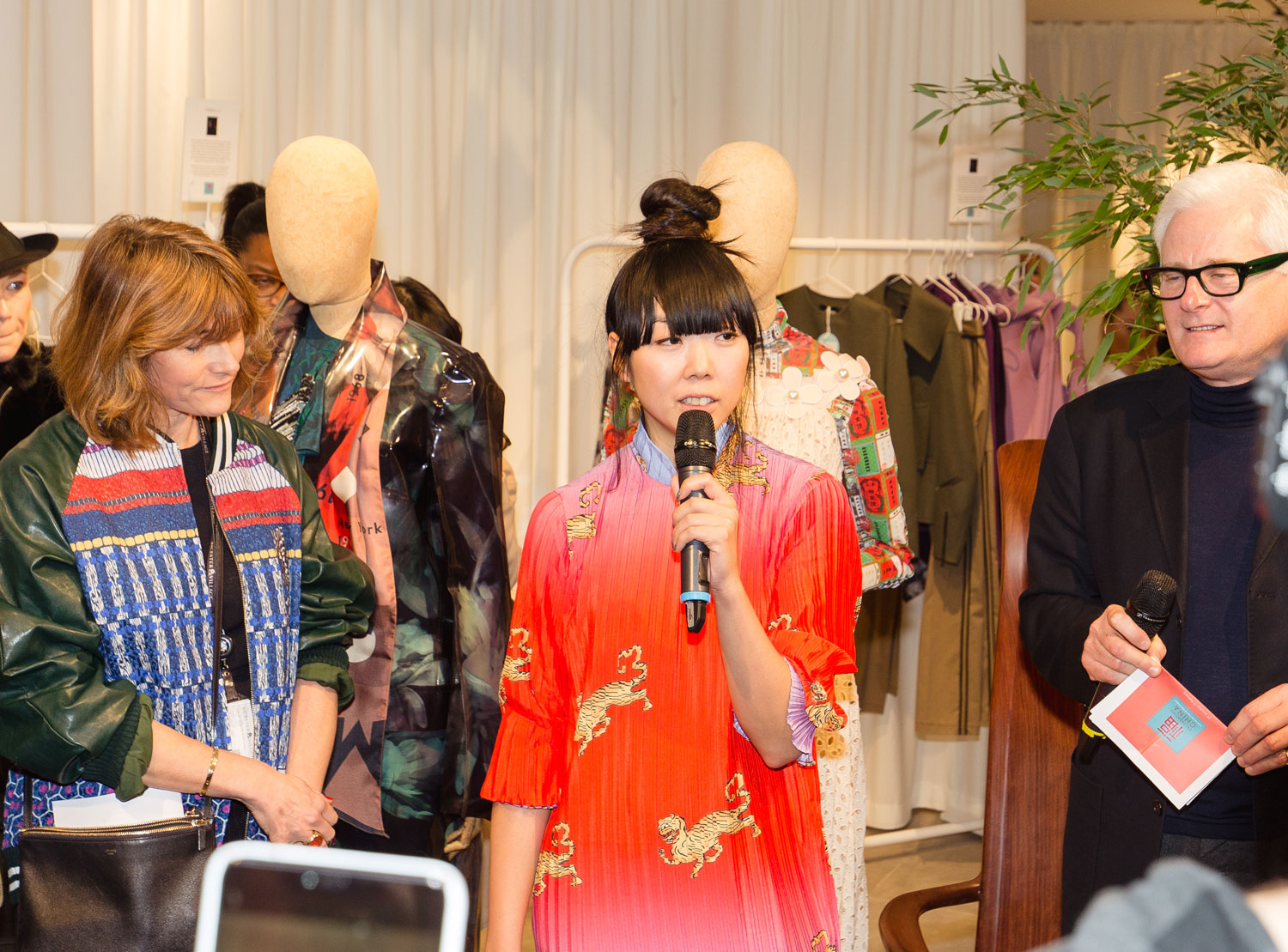 Designer Susie Bubble Is Celebrating China At Bicester Village