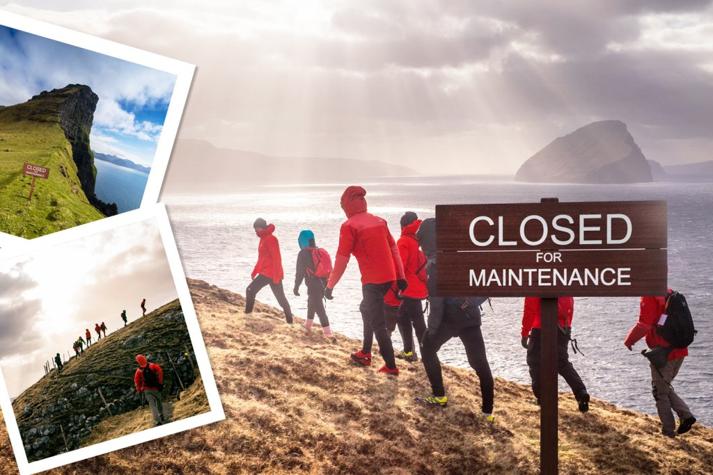 Faroe Islands to Close For Maintenance, and Open For Voluntourism