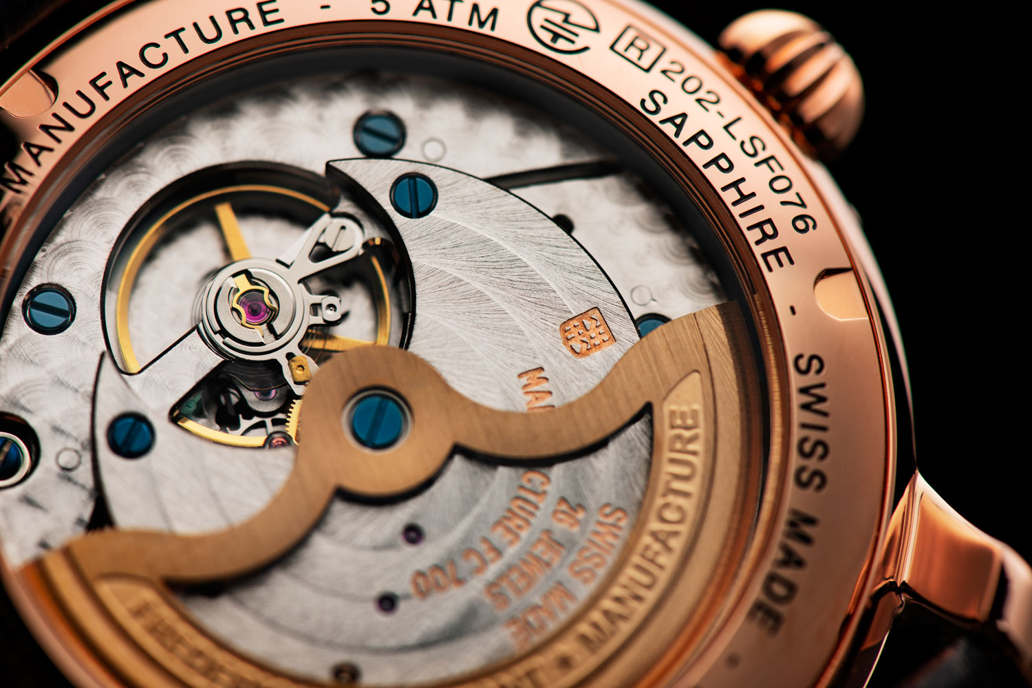 Frederique Constants Hybrid Manufacture movement