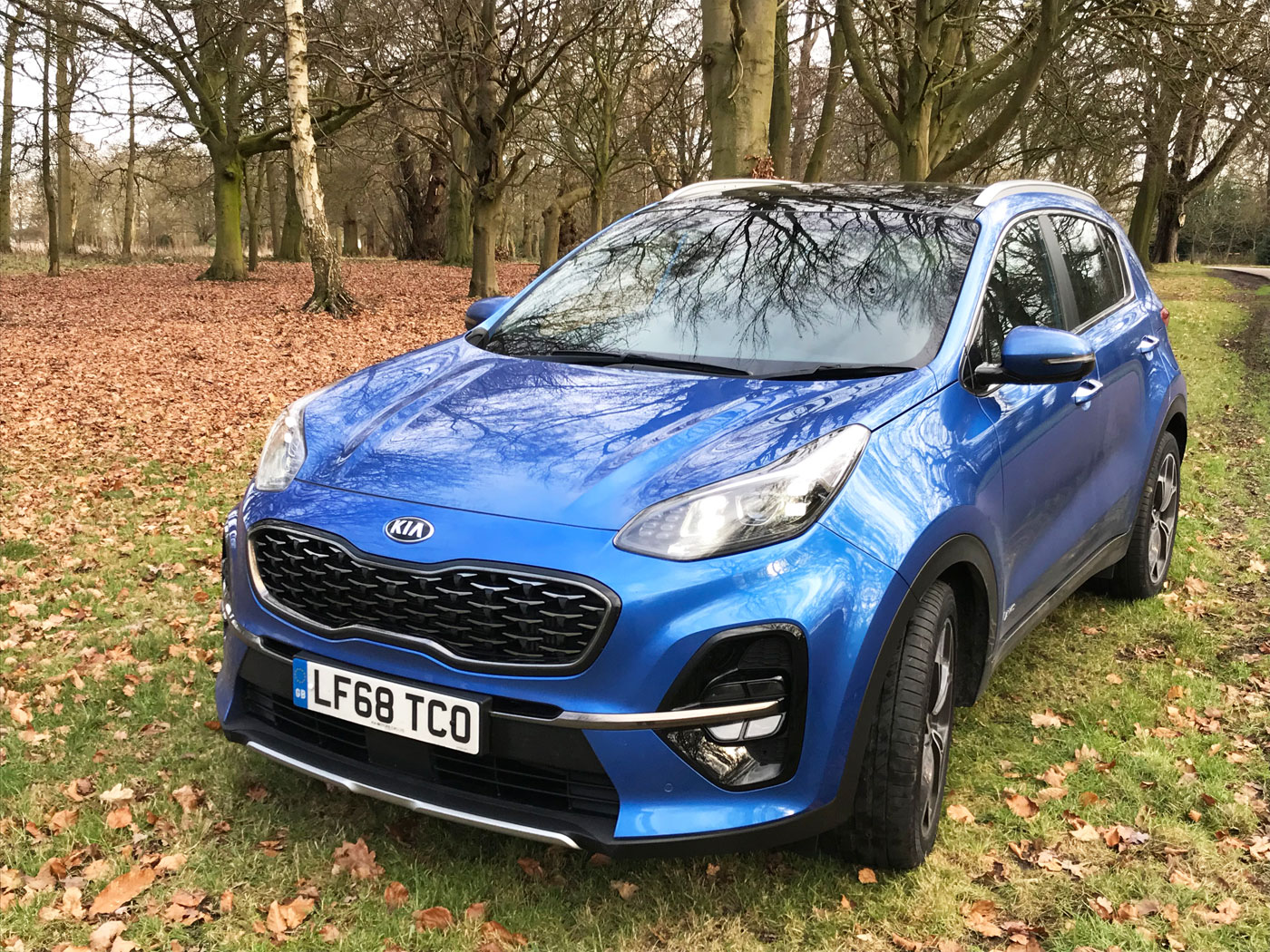 Review: KIA SPORTAGE 'GT-LINE S' 2.0 CRDi 48V 8-speed auto ISG AWD 6
