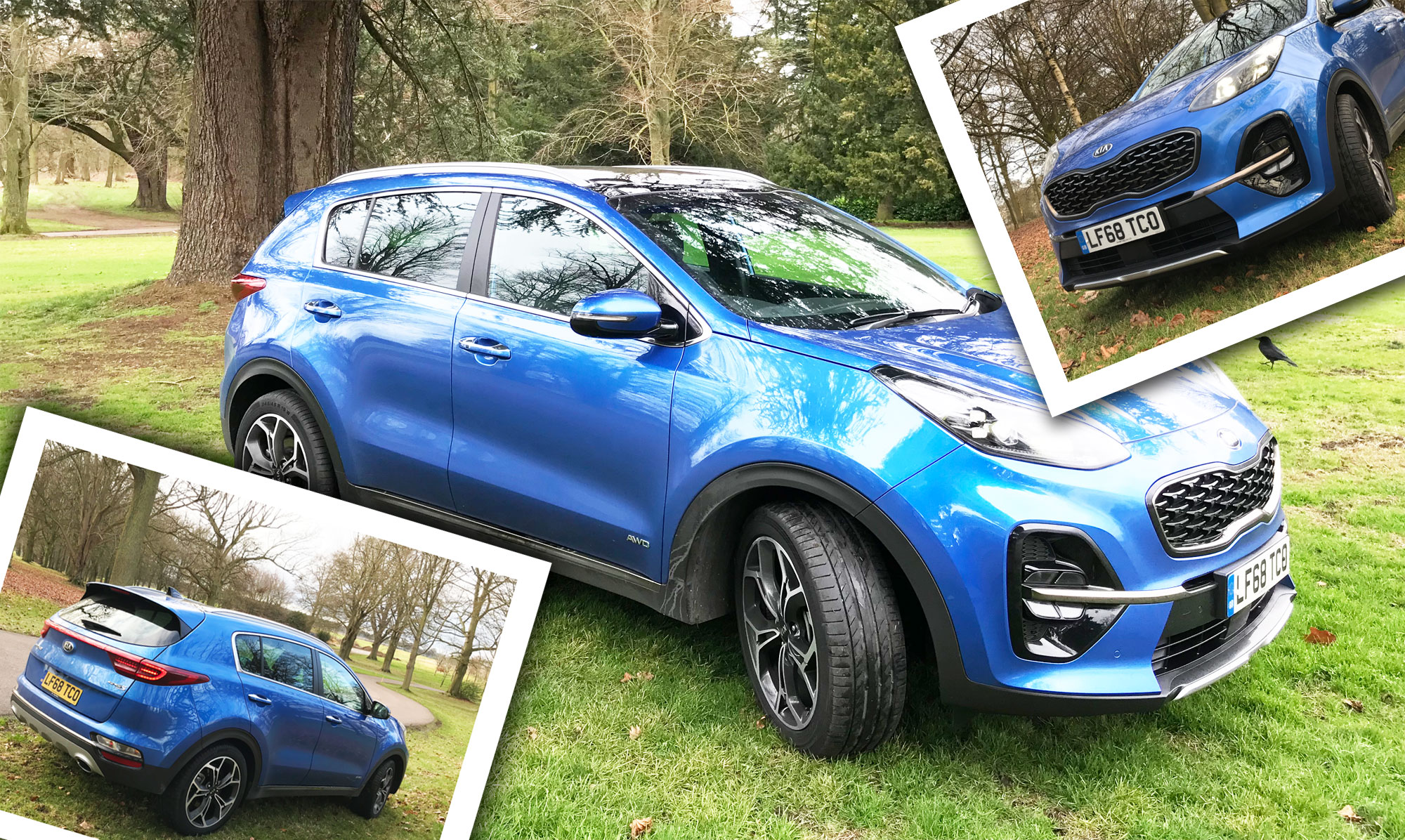 KIA SPORTAGE 'GT-LINE S' 2.0 CRDi 48V 8-speed auto ISG AWD review by Gina Baksa
