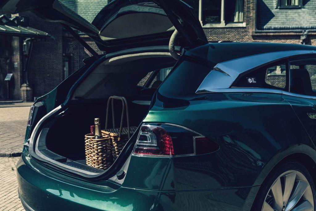 Niels van Roij Design Shooting Brake All-Set to Wow at Geneva Motor Show 8