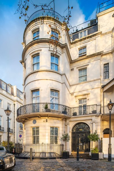 Douglas Fairbanks Jr's former Mayfair residence to let at 99 Park Lane 3
