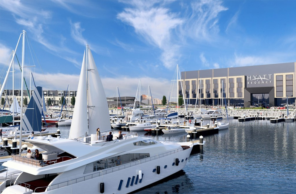 Edinburgh Marina Development gets go-ahead