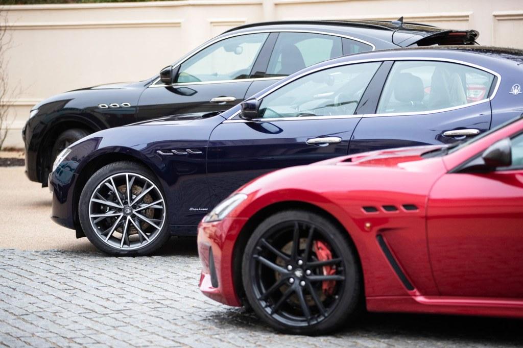 Road Testing Maserati's GranTurismo MC and the New Levante S GranSport 8