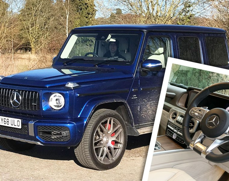 Luxurious Magazine Road Test: The Mercedes-AMG G 63