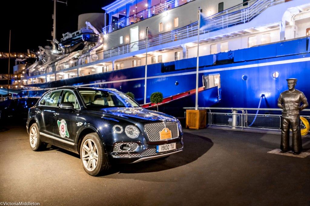 The Bentley Drivers Club Centenary Extraordinary Drive 10