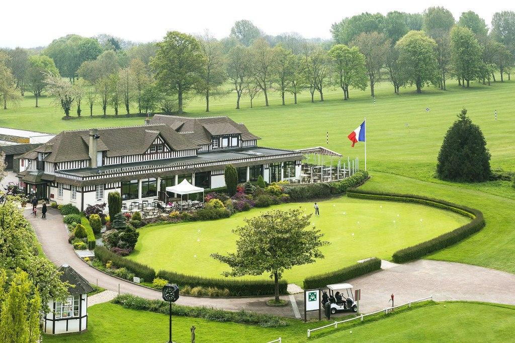 A Weekend Stay at the Hôtel Barrière l'Hôtel du Golf, Deauville, Normandy 4