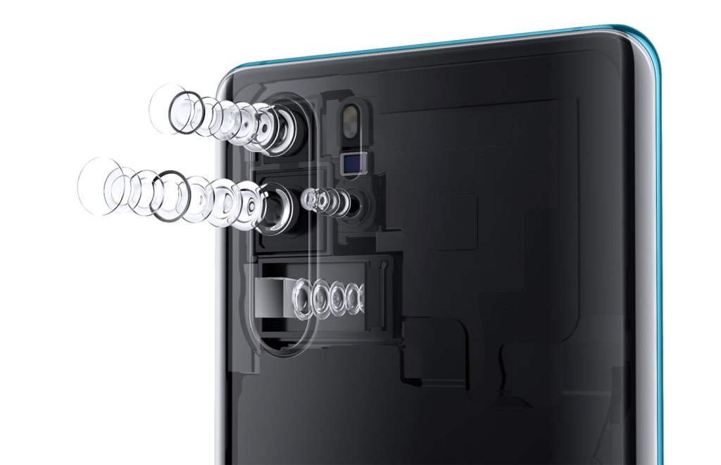 The P30 Pro comes with a built-in Leica Quad Camera System