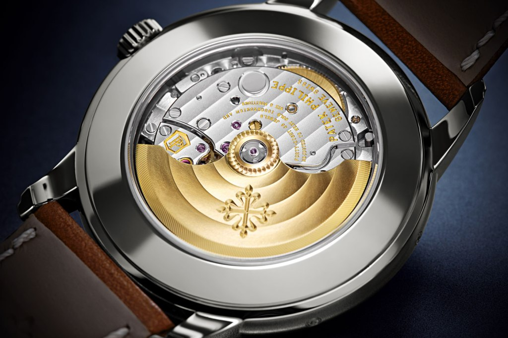 Patek Philippe Unveils Calatrava Weekly Calendar Timepiece 7