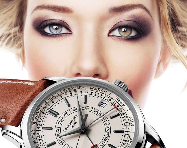 Patek Philippe Calatrava Weekly Calendar watch