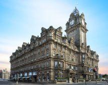 Luxurious Magazine Of Balmoral Hotel Edinburgh