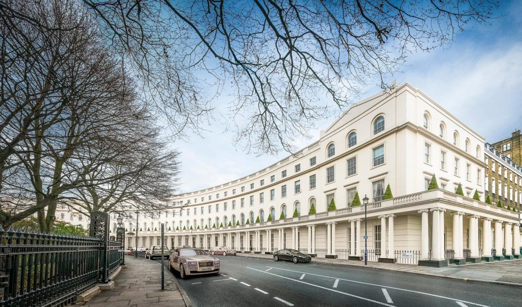 The Nash, The Park Crescent, Regent's Park