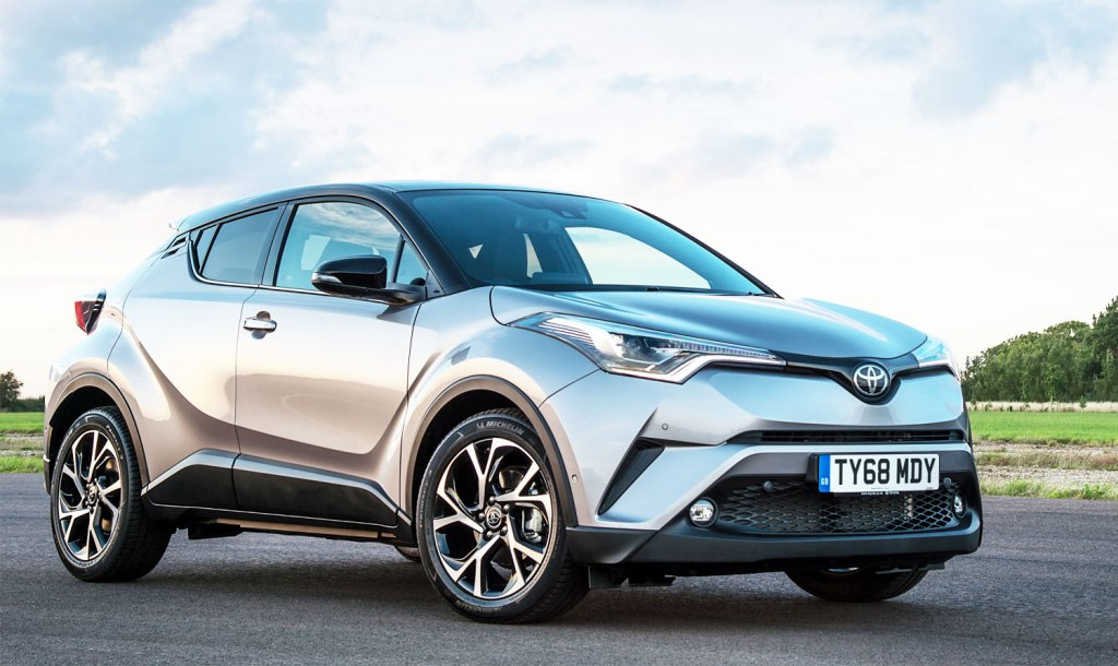 Toyota C-HR Dynamic Hybrid 1.8 5-Door Test Drive and Review
