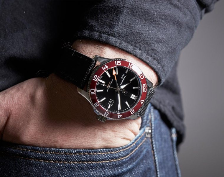 Christopher Ward Launches Resdesigned and Upgraded Trident 3 Collection