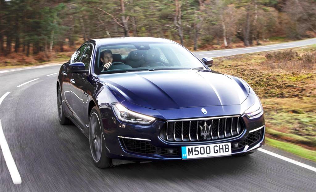 Maserati Ghibli Diesel GranLusso Test Drive and Review