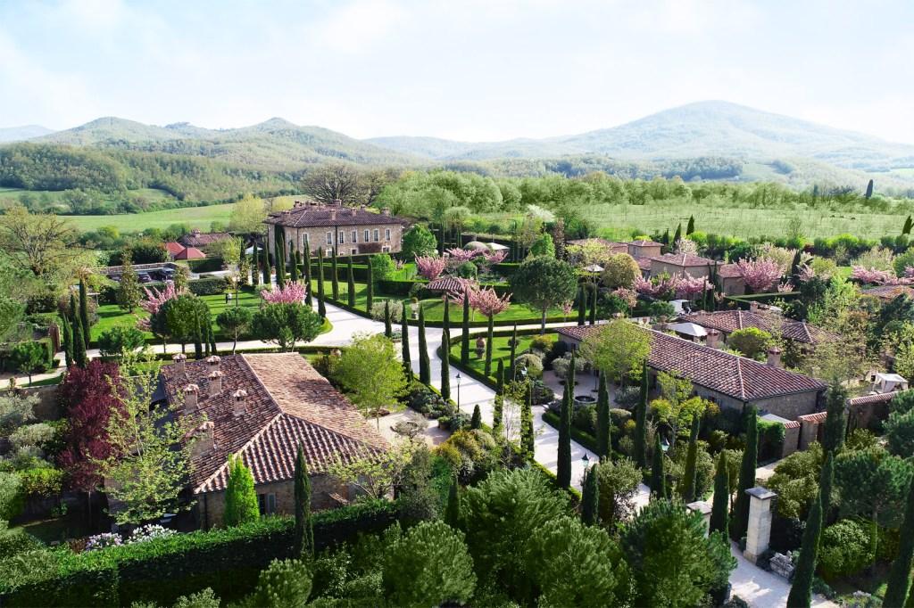 Borgo Santo Pietro Estate Luxury Hotel and Spa