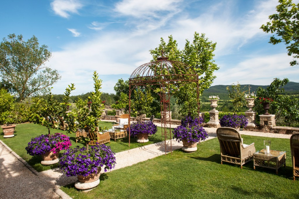 Borgo Santo Pietro Estate Luxury Hotel and Spa Review 9