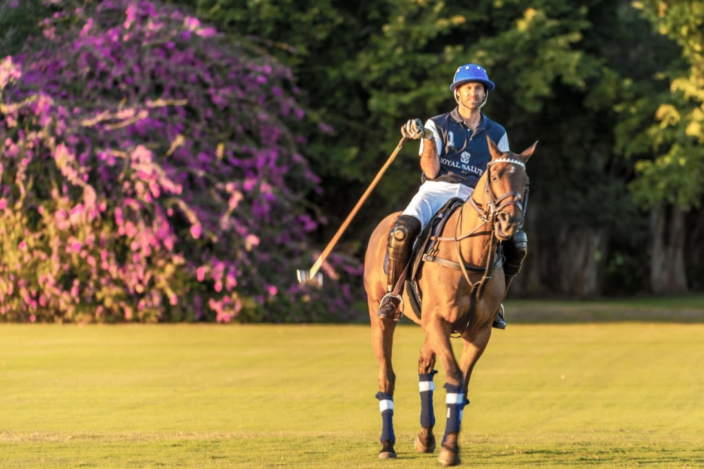 Facundo Pieres: Professional Argentine polo player.
