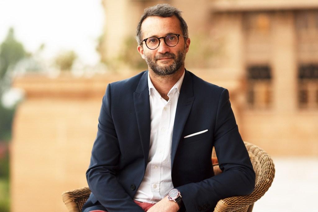 Mathieu Deslandes, Head Of Royal Salute
