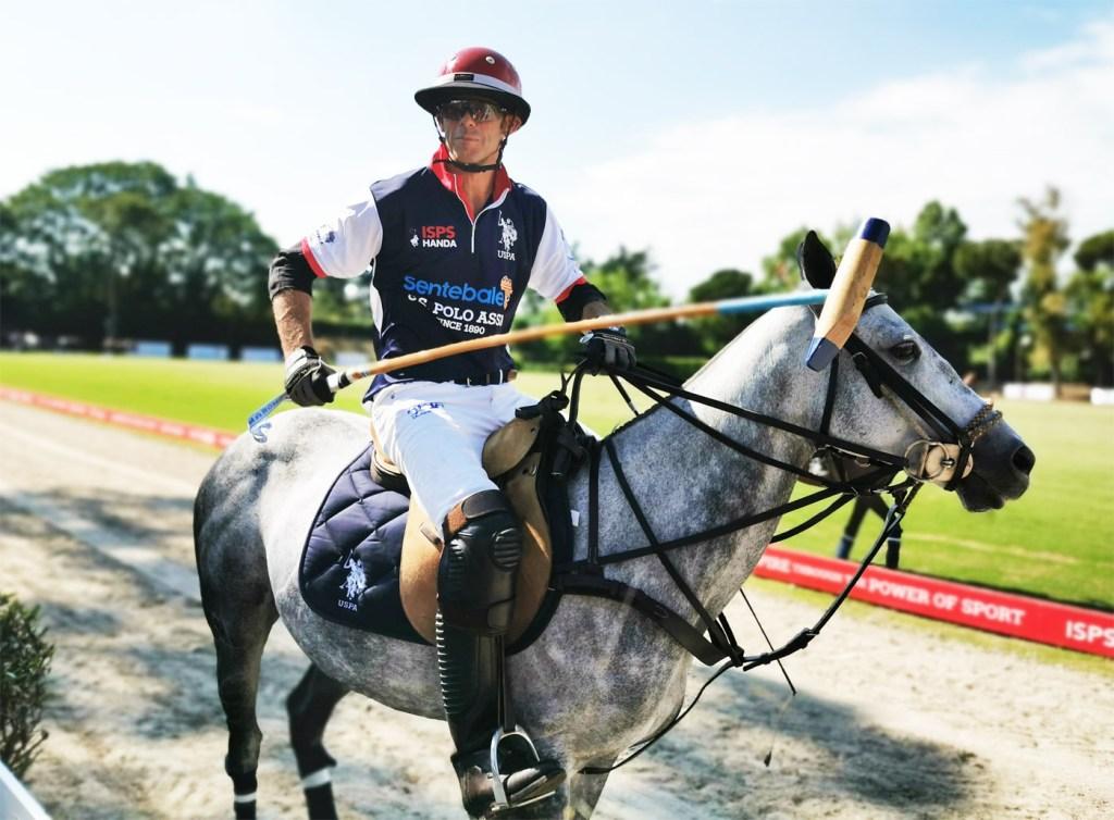 Malcolm Borwick: World Polo Ambassador for Royal Salute