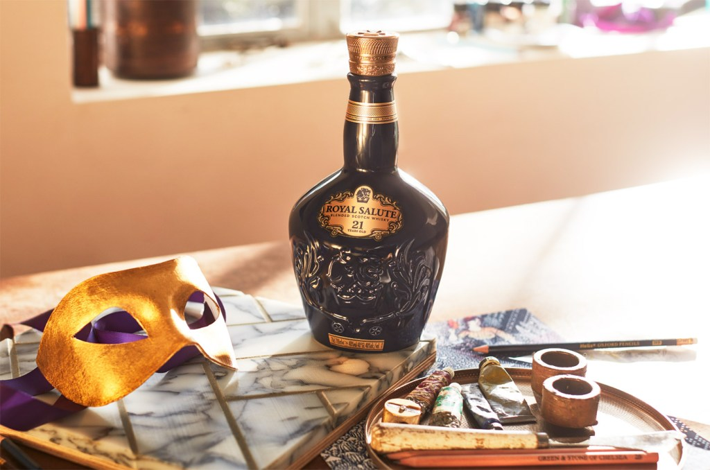 Luxurious Magazine Interview With Mathieu Deslandes, Head Of Royal Salute 2