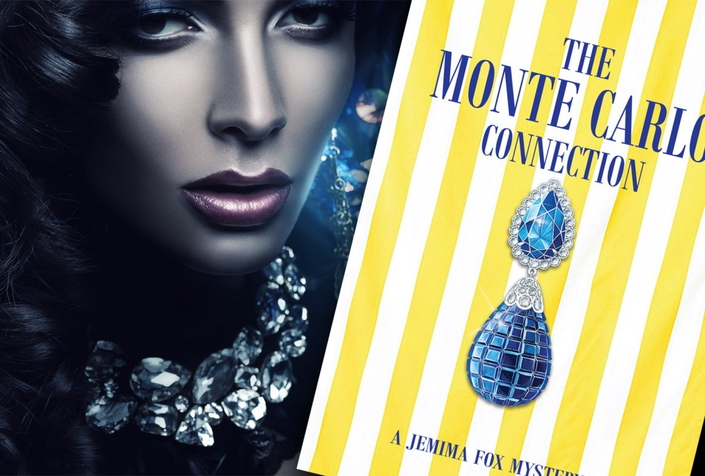 The Monte Carlo Connection: Volume Three in the 'Jemima Fox Mystery' Series