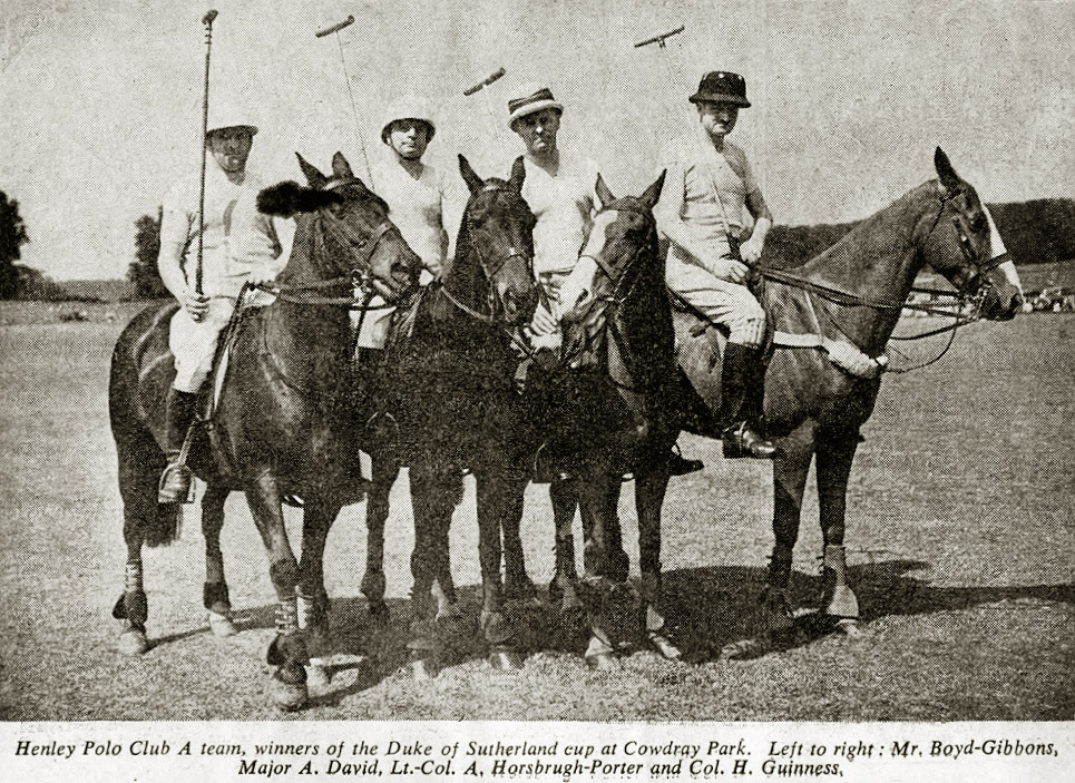 A Royal Salute To Polo In Rome 3