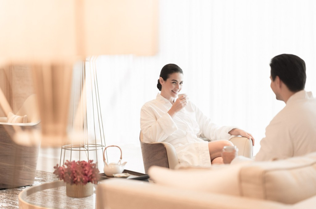 Going Holistic all the way - The Spa at Four Seasons Hotel Kuala Lumpur 7