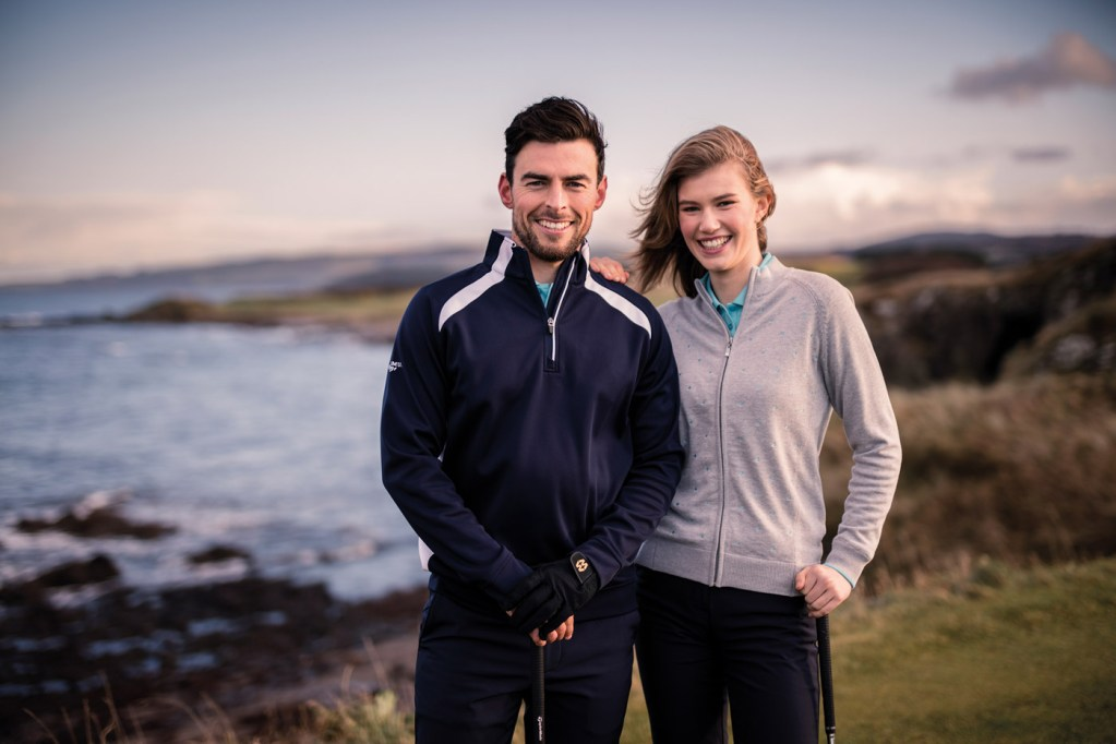 High Performance and Luxury in Glenmuir's Autumn Winter 2019 Collection 3