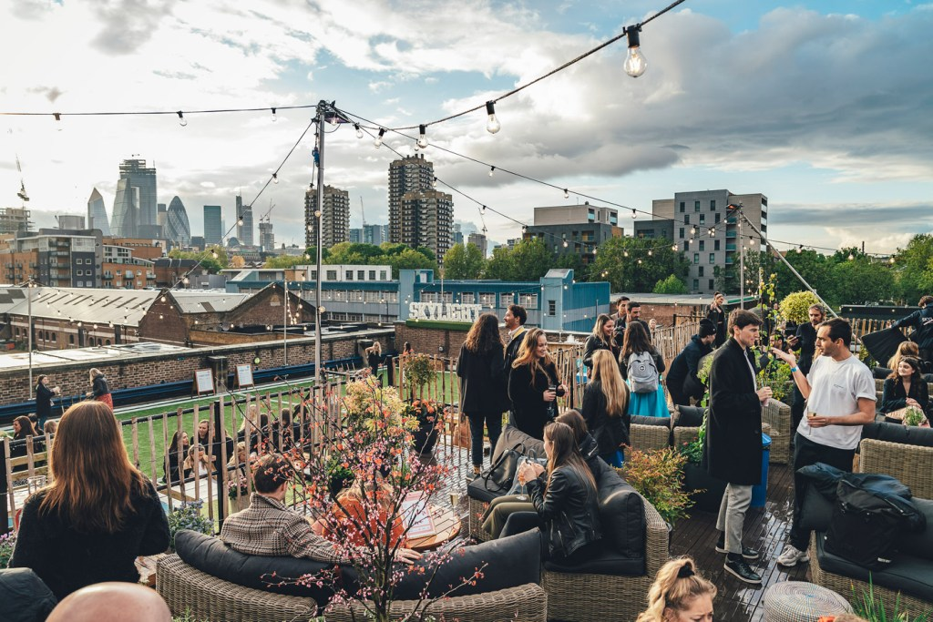 Skylight Rooftop: Cocktails, Croquet And Stunning City Views 4