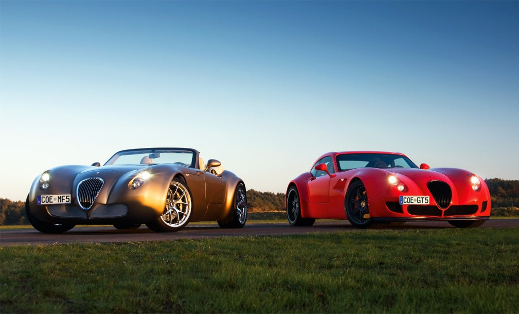 Interview With Roheen Berry, Owner & CEO Of Wiesmann 8