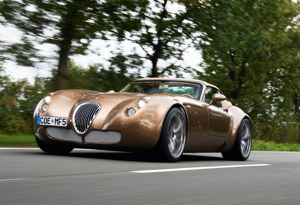 Interview With Roheen Berry, Owner & CEO Of Wiesmann 1