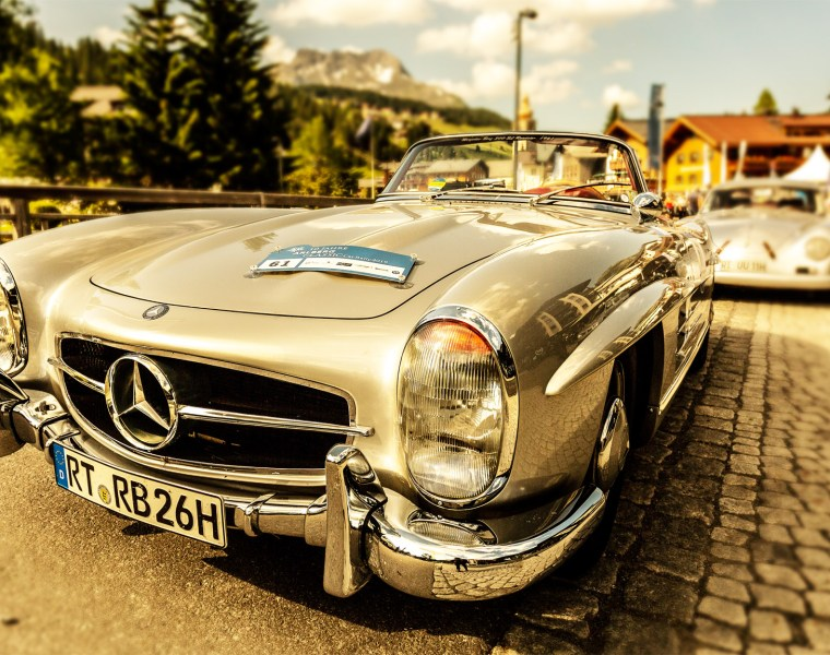 Experiencing luxury and nostalgia in Lech at the 10th Arlberg Classic Car Rally
