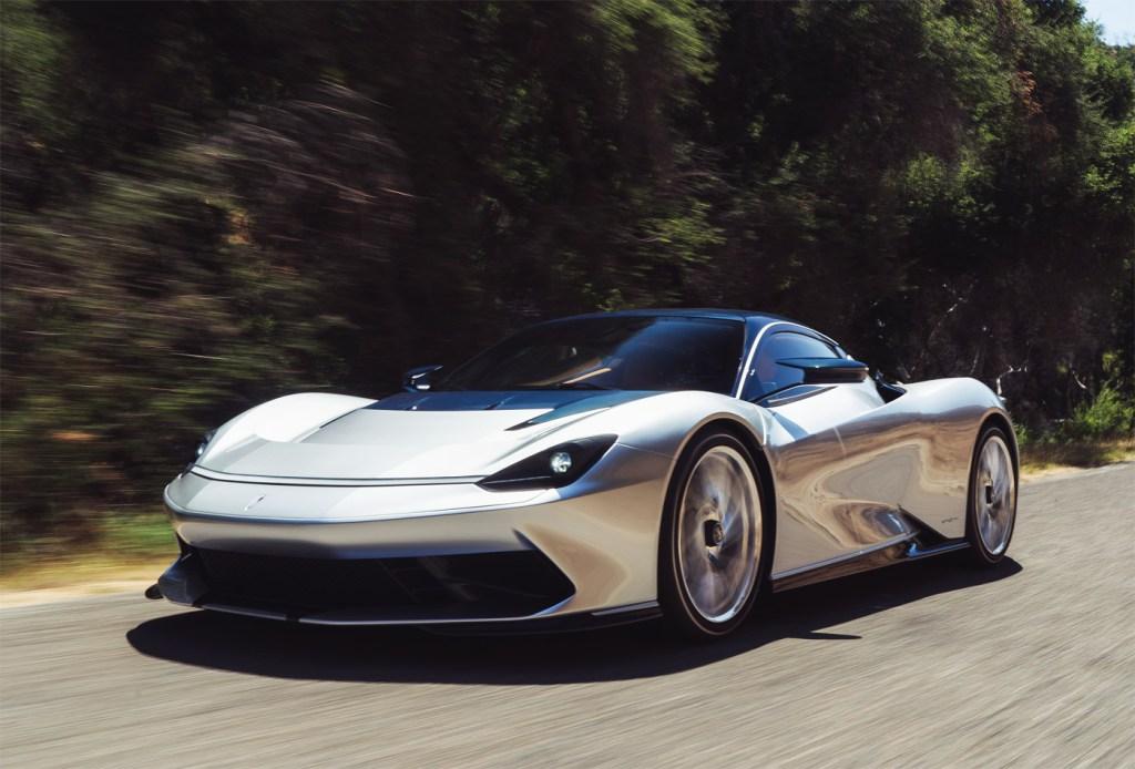 Automobili Pininfarina's Battista hypercar