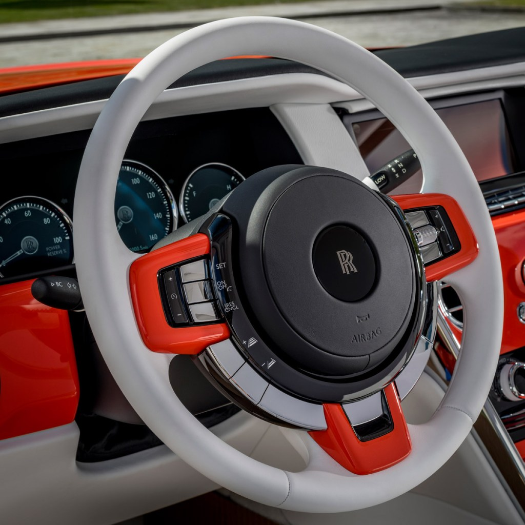 The Latest Bespoke Rolls-Royce Commission is an Eye-Catching Orange Cullinan 8
